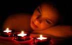 Candle gaze