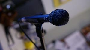 audio mic phto