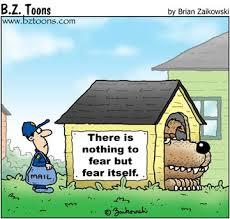 Fear cartoon 1